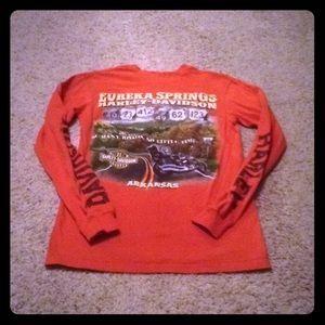 Eureka Springs Harley Davidson T size S
